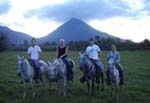 horseback riding, costa rica